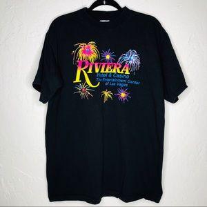 Vintage Riviera Hotel & Casino Las Vegas T Shirt